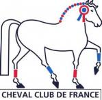 Logo cheval club de France