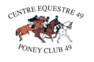 Logo poney club 49