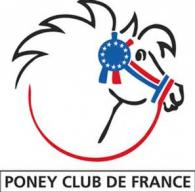 Logo poney club de France
